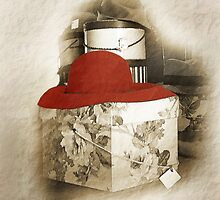 The Red Hat by CarolM