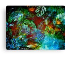 Abstract...Precious Canvas Print