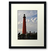 Ponce de Leon Inlet Lighthouse Framed Print