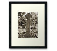Emmaline Pankhurst Framed Print