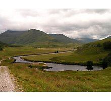 Glen Affric - Scottish Highlands Photographic Print