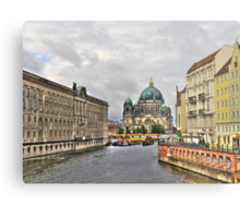 Berliner Dom Germany Metal Print