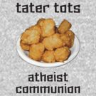 Atheist Communion by tastypaper