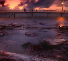 Nightcliff Pier - Northern Territory - Australia by Andrew Brooks
