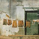 vintage wash by Jan  Postel