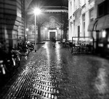 Street Scene by Joop Snijder