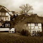 Blankenese - Hamburg by William Mainvis