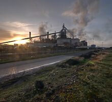 Steel Works ~ TCP Corus Redcar by WhartonWizard