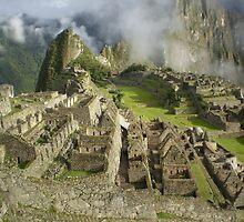 Macchu Picchu, Peru by Dan Miles