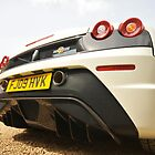Ferrari rear end at owners club rally by 3216andy