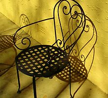Chair at Leura by Kate Jones