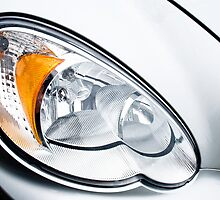 PT Cruiser Headlight by Theo Harvey