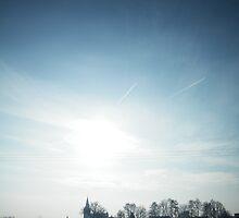 Winter-sun by newfan