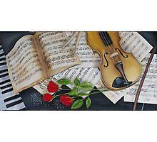 Symphony Photographic Print