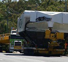 Oversize Load - Rockhampton Australia by Gryphonn
