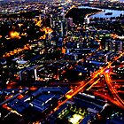 Melbourne City by Amy Bowman