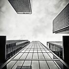 Canary Wharf | 01 by Frank Waechter