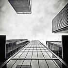 Canary Wharf | 01 by Frank Waechter