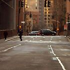 City Streets by newyorknancy