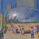 Chicago Bean 1 by doctorphoto