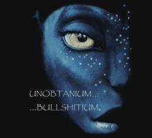 Unobtanium, ...Bullshitium - Face  by Ron Marton