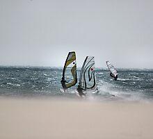 Windsurfing in Tarifa by Hushabye Lifestyles
