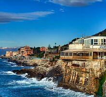 Cliff by oreundici