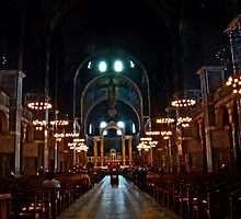 Westminster Cathedral by Al Bourassa