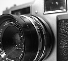 Yashica YK by TheRoacH