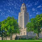 Nebraska Capitol Building by doctorphoto