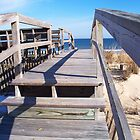 Rehoboth Walkbridge by Timothy Eric Hites