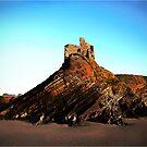 Castle Rocks - Ballybunion by Polly x