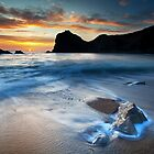 Man O War Bay by EwanHitchcoe