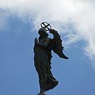 Angel on High by shutterbug2010