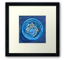 The Magic Bowl Framed Print