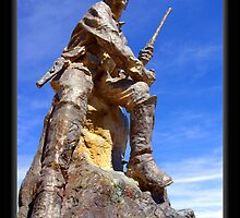 Preserving the Memories at Ft Seldon - Dona Ana Co., NM by Vicki Pelham