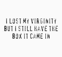 I Lost My Virginity by Kristina Gale