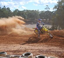 Dirt Bike Riding by MissyD
