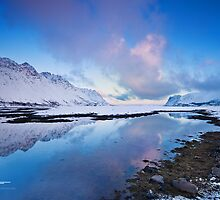 Blue Dawn by Andreas Stridsberg