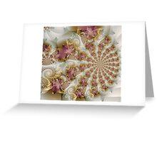 Exquisite Sepia Image 3 Zoom + Parameter Greeting Card
