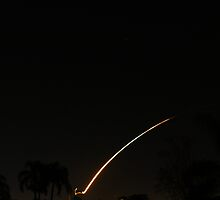STS 130 Launch of the Space Shuttle Endeavour by Mike Fischetti