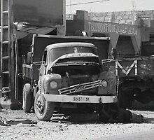 Truck Repair by pisk