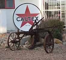 Retired Plow... by Karlientjie