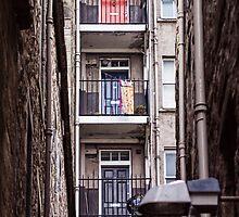 Close Living by Lynne Morris