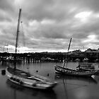 Bridlington Dock by James Dolan
