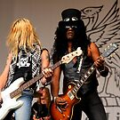 Guns 2 Roses by Paul Reay