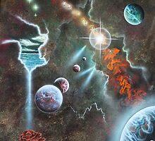 Multiverse 19 by Sam DelRussi