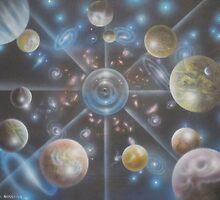Multiverse 23 by Sam DelRussi