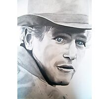 Butch Cassidy- Paul Newman Photographic Print