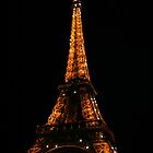 la Tour Eiffel by Mellebel